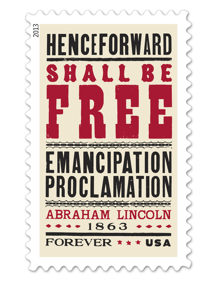 A authentic actual postage stamp*