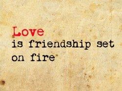 loveisfriendship