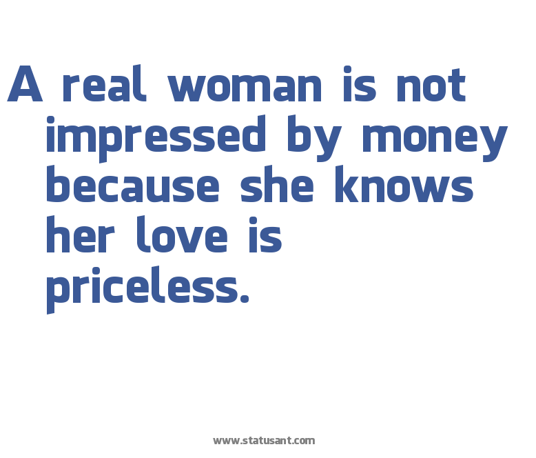 Quotes About Love Vs Money : Should a Woman Marry for Love OR Money? * Challenge from V.S. Berna ...