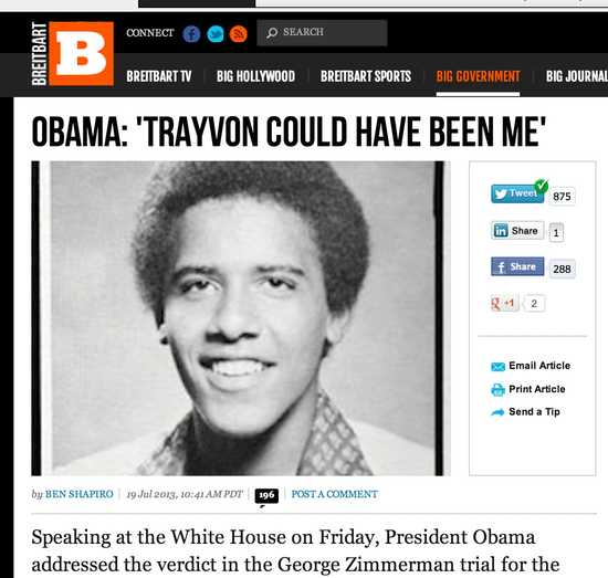 Reverse Racism Examples