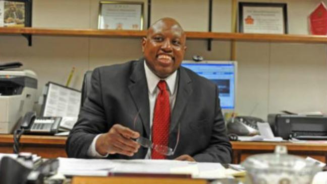 Principal Joseph Sonnier (Port Barre Elementary website)