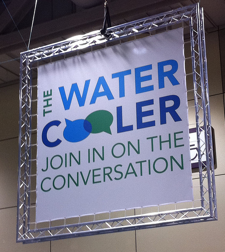 WaterCooler Chat***How Can People Believe in Truths Without Evidence?